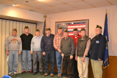 Frank C. Godfrey American Legion Post 12, Norwalk, CT - Legion Officers